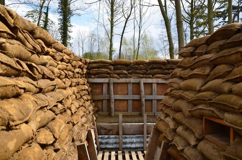 Flanders Savaş Alanları