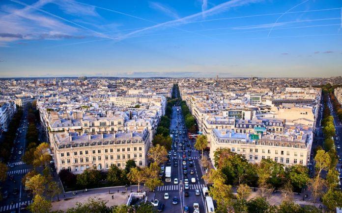 Fransa da Gezilecek Yerler
