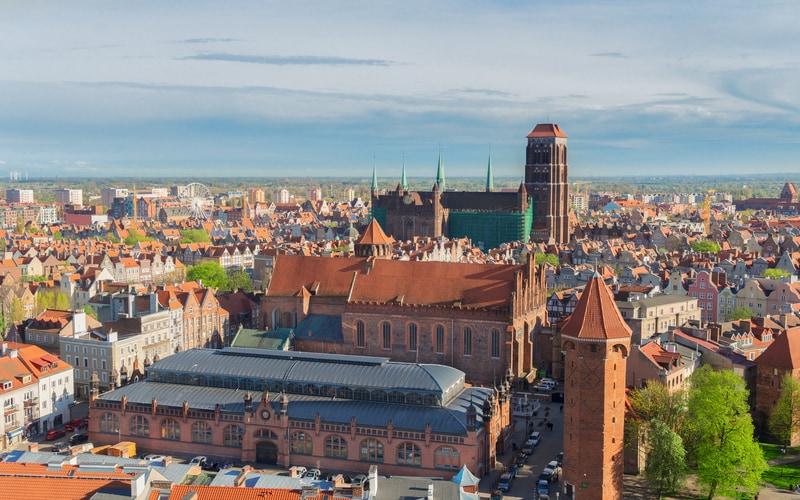 Gdansk - Polonya