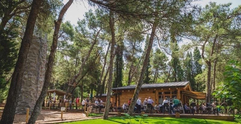 Gorica Park - Podgorica Gezilecek Yerler