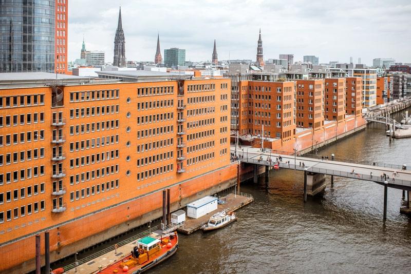 Hamburg - Almanya Gezilecek Yerler