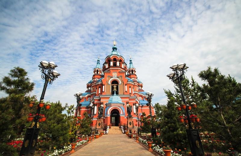 Irkutsk - Rusya da Gezilecek Yerler