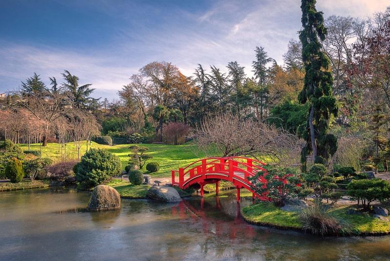 Toulouse Japon Bahçesi