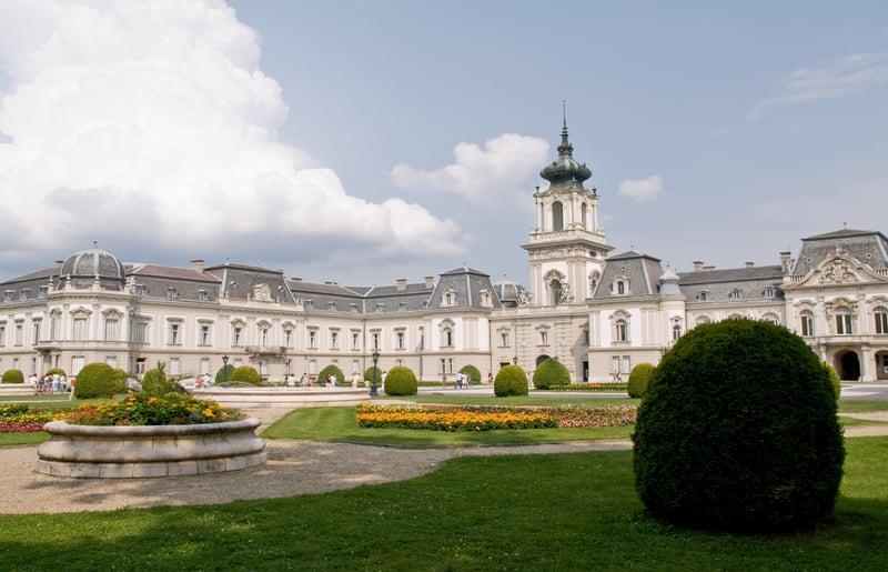 Keszthely Festetic Sarayı