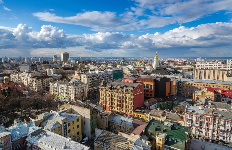 Kiev - Ukrayna Gezilecek Yerler Blog