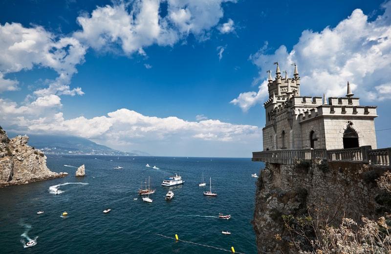 Kırlangıç Yuvası - Yalta