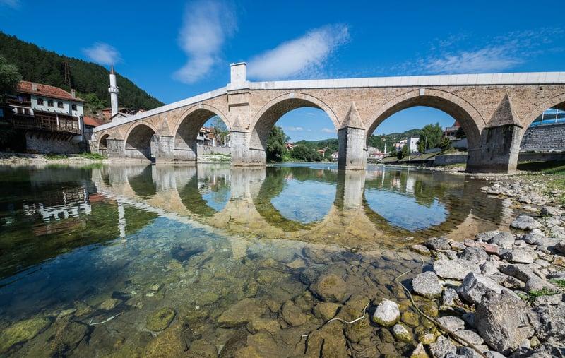 Koniçe - Köprü