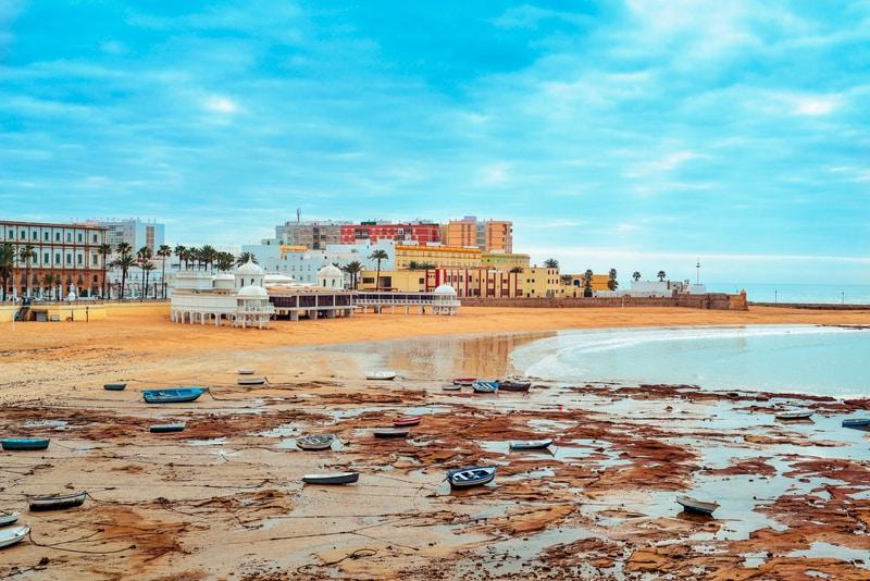 La Caleta Plajı