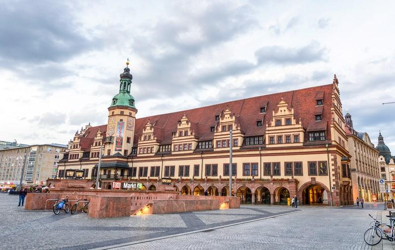 Eski Belediye Binası Leipzig