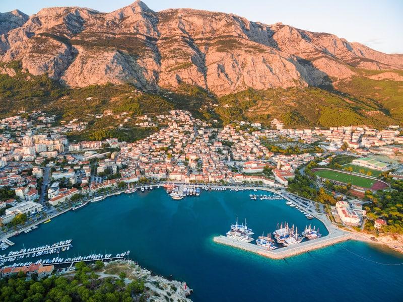 Makarska Kasabası