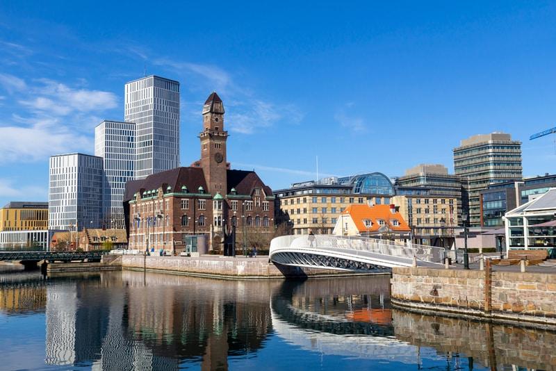Malmö şehri
