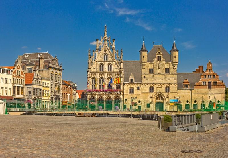 Eski Şehir - Mechelen