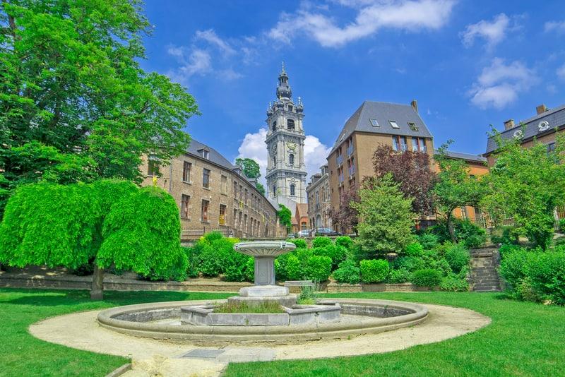 Mons - Belçika