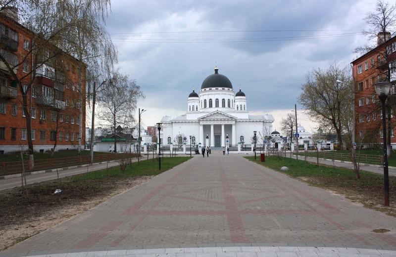Nijniy Novgorod Şehri