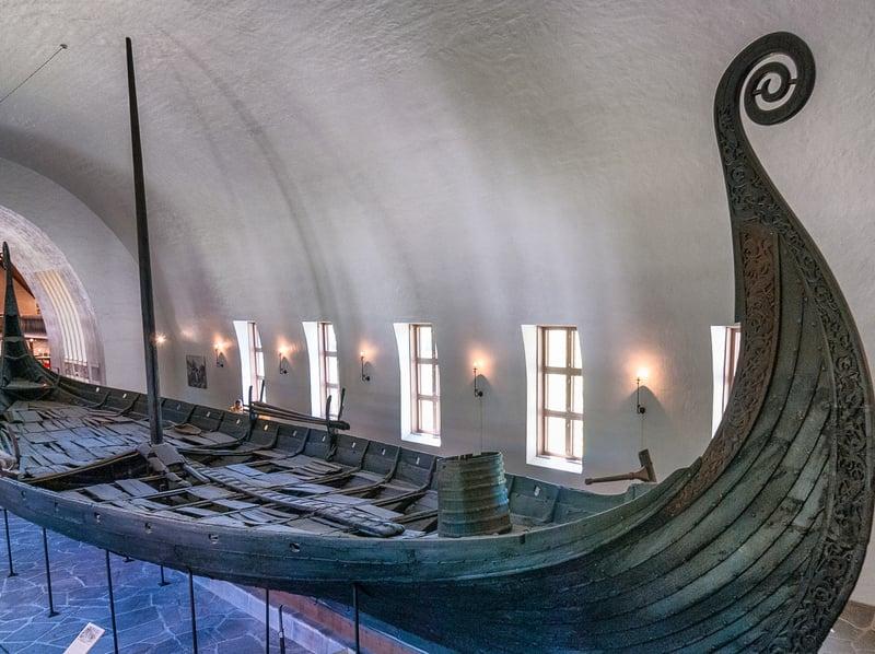 Oslo - Viking Gemi Müzesi