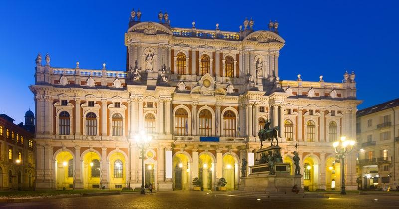 Palazzo Carignano - Risorgimento Müzesi