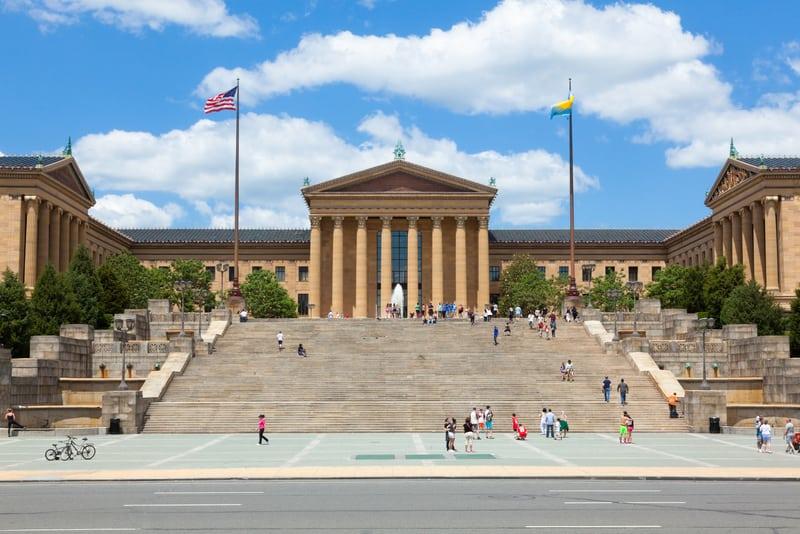 Philadelphia Sanat Müzesi