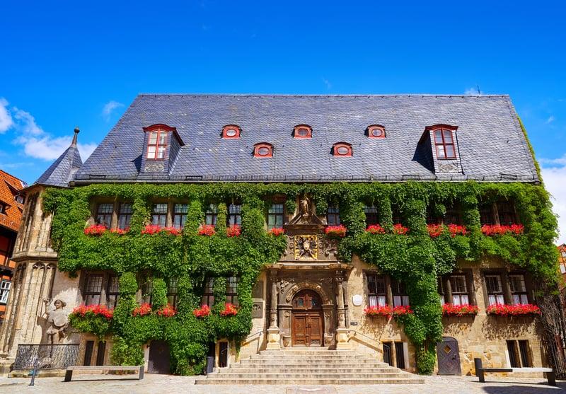 Quedlinburg - Almanya