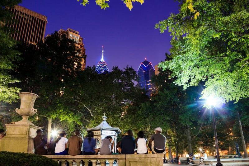 Rittenhouse Meydanı