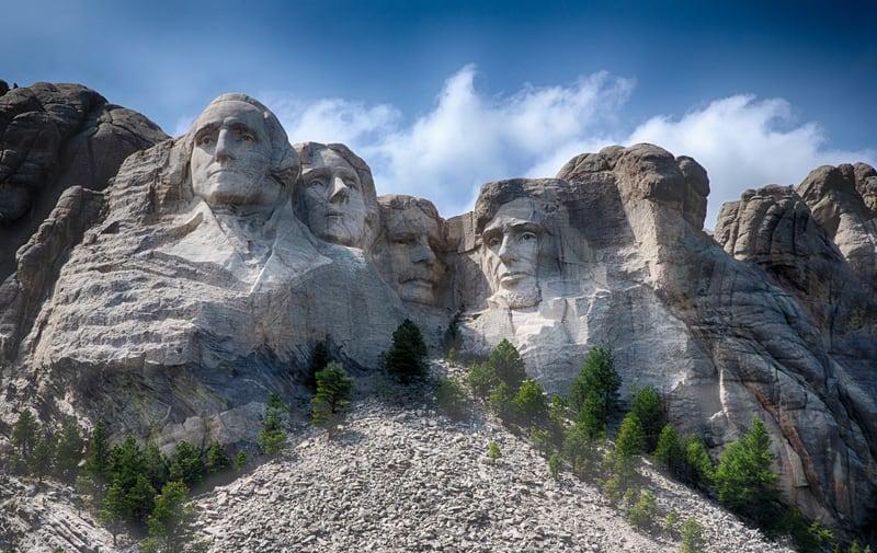 Rushmore Dağı Anıtı