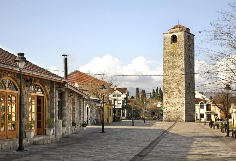 Podgorica Saat Kulesi