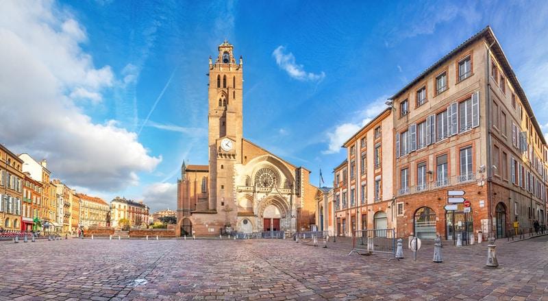 Aziz Stephen Katedrali Toulouse