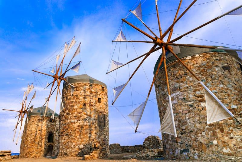 Sakız Adası Yunanistan'ın Gezilecek Yerleri
