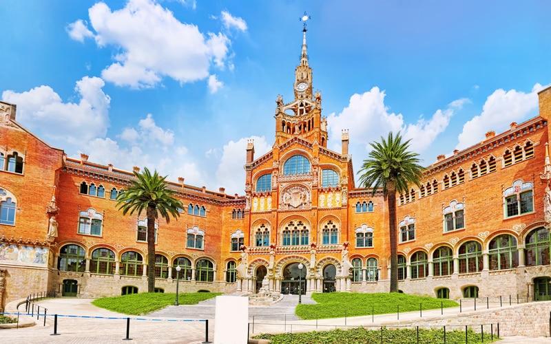 Sant Pau Hastanesi