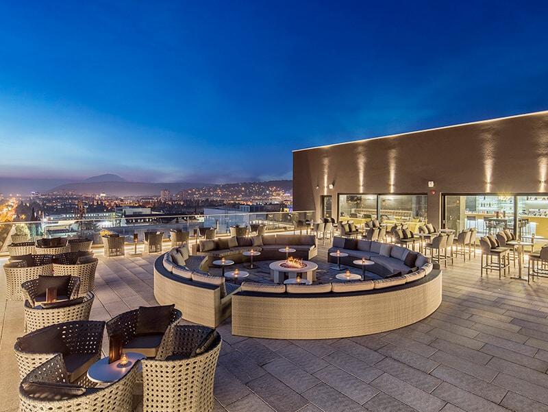 Sky Bar - Hilton Otel