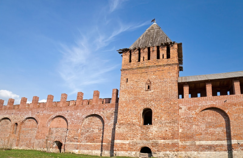 Smolensk - Rusya Turistik Yerler