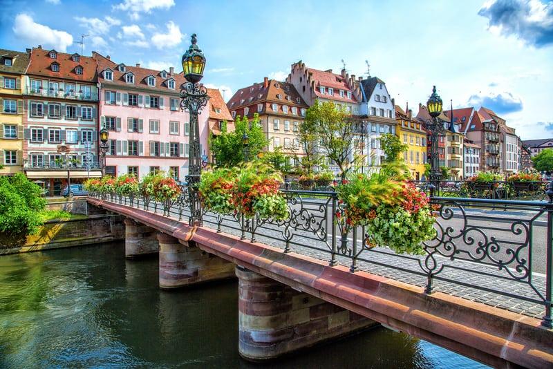 Strazburg Fransa Gezilecek Yerler