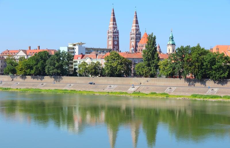 Szeged Macaristan