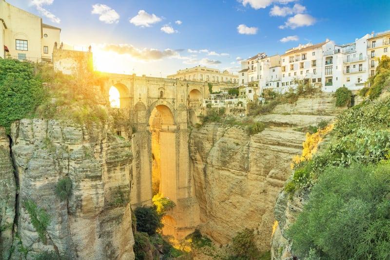 Tagus Boğazı - Ronda - İspanya Gezi Rehberi