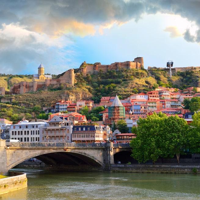 Eski Şehir Bölgesi Tiflis