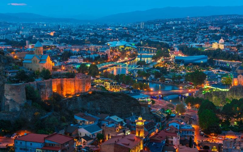 Tiflis Gezilecek Yerler Listesi
