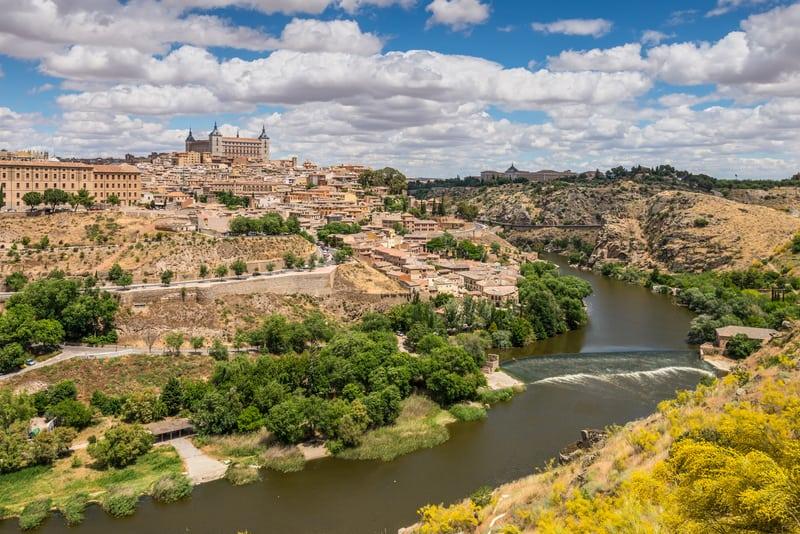 Toledo Eski Şehir