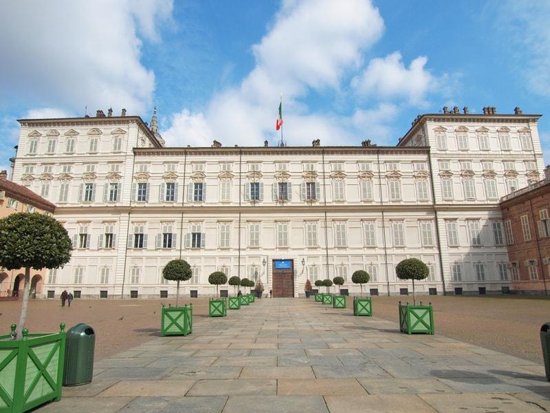 Torino Kraliyet Sarayı