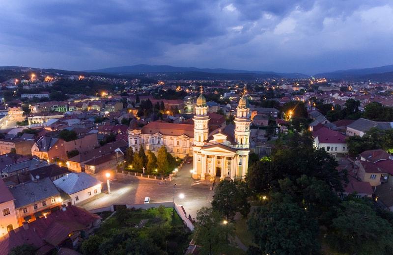 Ujgorod - Ukrayna