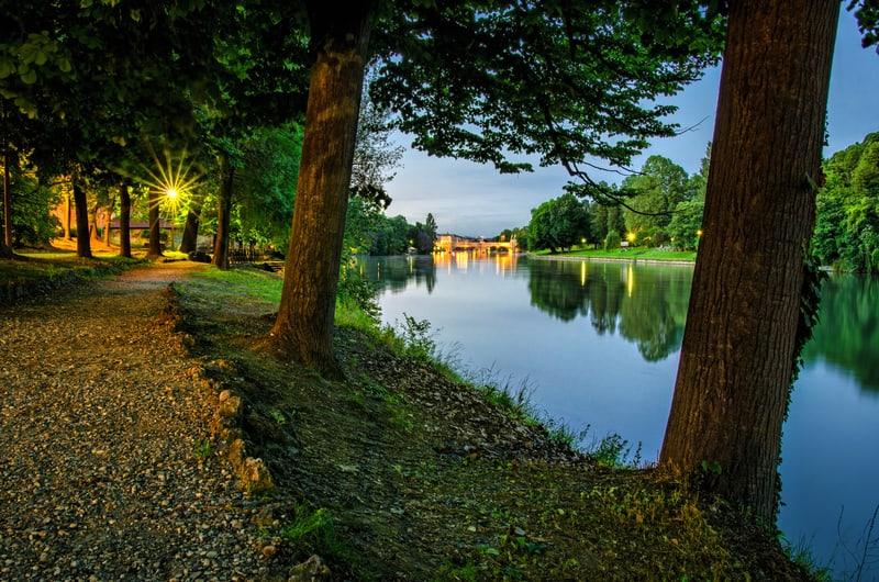 Valentino Parkı Torino