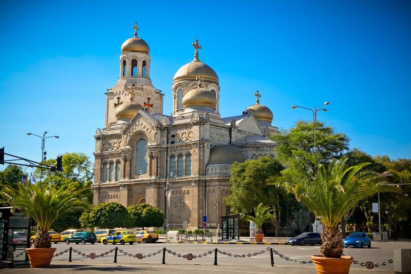 Varna Katedrali