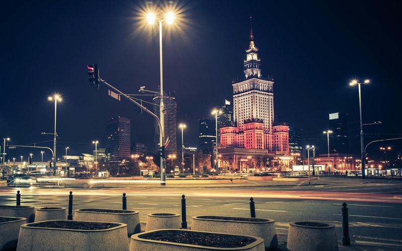 Varşova - Polonya