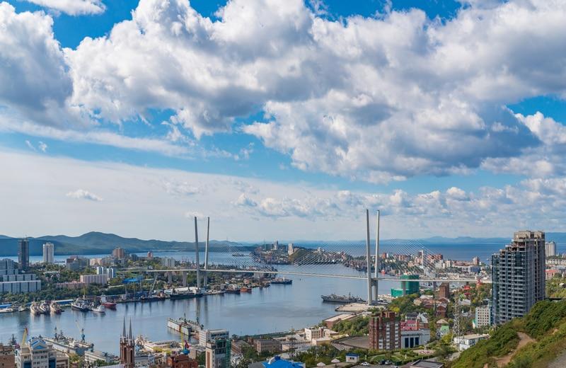 Vladivostok - Rusya da Gezilecek Yerler