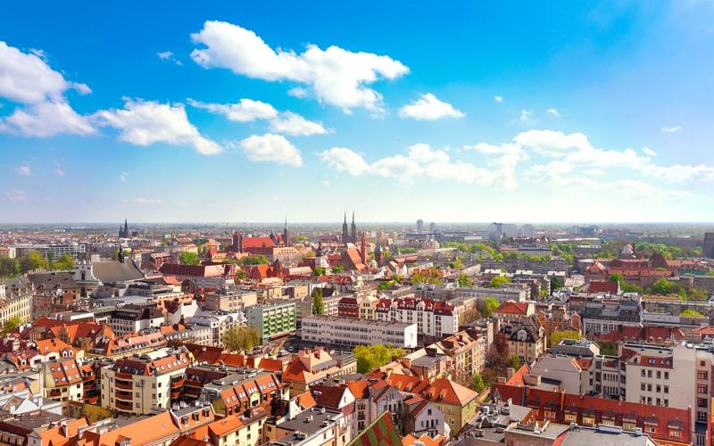 Wroclaw - Polonya Gezilecek Yerler