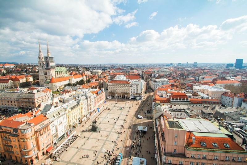 Upper Town - Zagreb