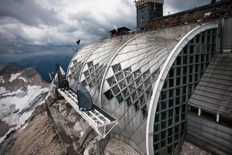 Zugspitze Dağı