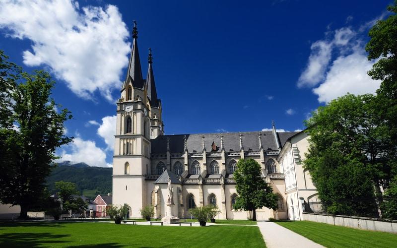 Stift Admont - Admont Manastırı