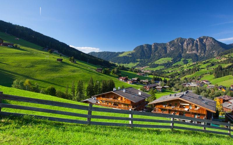 Alpbach Avusturya da Gezilecek Yerler
