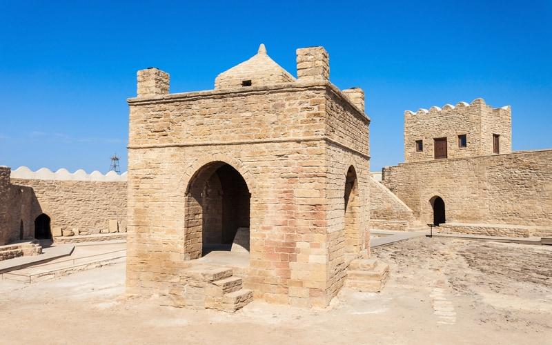 Bakü Ateşgahı Azerbaycan