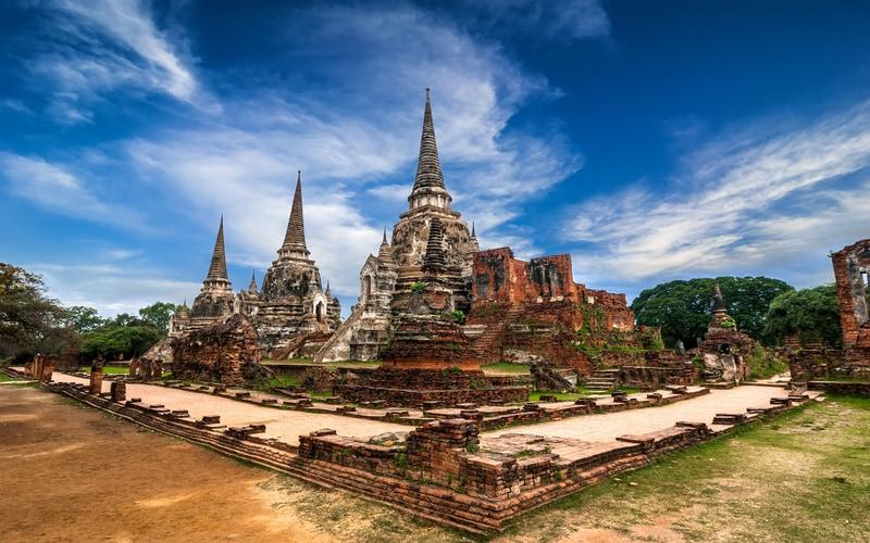 Ayutthaya - Tayland Gezilecek Yerler Blog