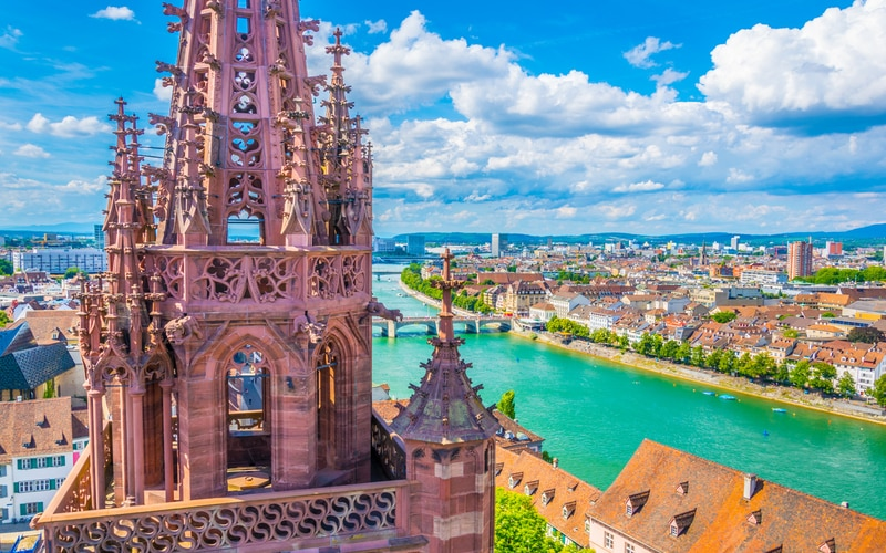 Basel Şehir Merkezi